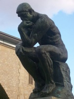 450px-The Thinker close.jpg