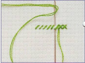 Как вышивать крестиком поэтапное